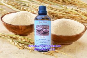 tinh dầu cám gạo