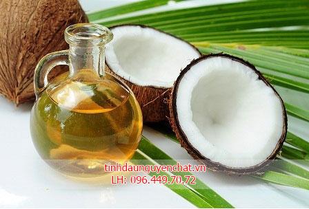 Tinh dầu dừa Kim Thư