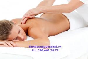 Dầu massage