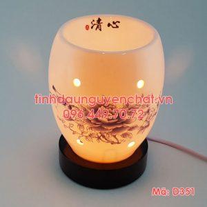 Cung cấp sỉ và lẻ đèn xông tinh dầu, tinh dầu nguyên chất, giá tốt - 18